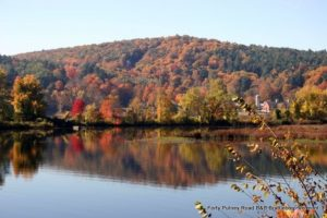 Retreat Meadow & Retreat Trails in Brattleboro, Vermont