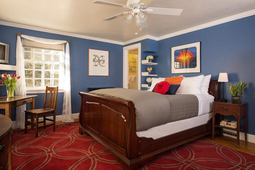 Our romantic and luxurious guest rooms are the perfect place for a Vermont Getaway