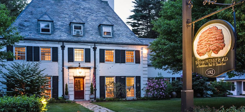 The Inn on Putney Road is just minutes from the Brattleboro Farmers Market, and one of the best Bed and Breakfasts in the area.