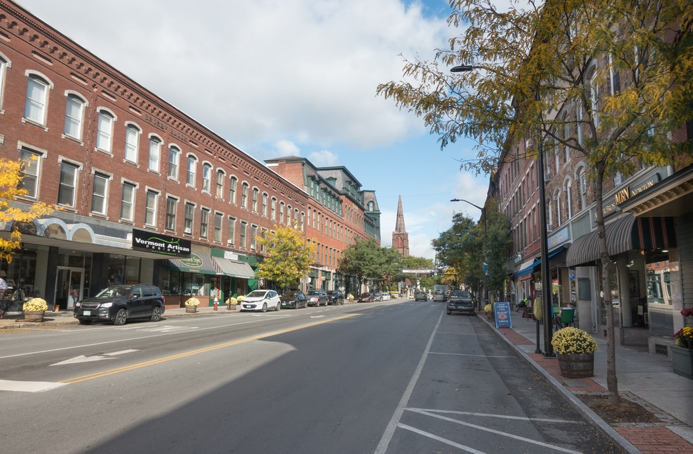 Exploring downtown Brattleboro is one of the best things to do in Brattleboro VT this summer